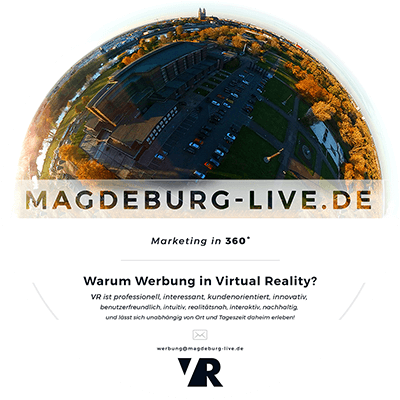 VR Tour & Marketingnetzwerk Magdeburg