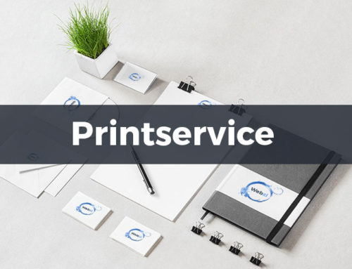 Agentur Printservice – Konzeption, Layouterstellung & Druck