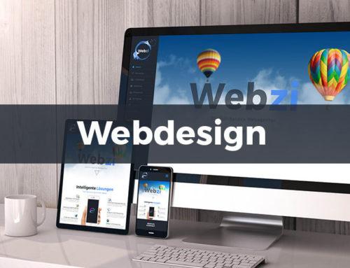 Webdesign & Zusatzservice – Website Erstellung & Optimierung