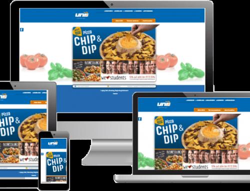 IT Service und Webentwicklung – Uno Pizza