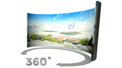 360° Bilder, Videos, virtuelle Touren, Werbung