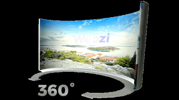 360° Bilder, Videos, virtuelle Touren, Werbung