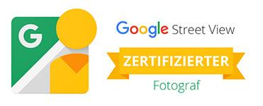 Zertifizierter Fotograf - Google Street View