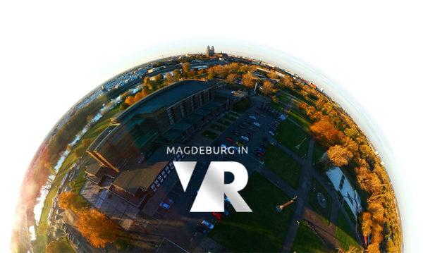Magdeburg in VR / 360 Grad