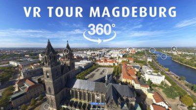 Die virtuelle Tour der Ottostadt Magdeburg